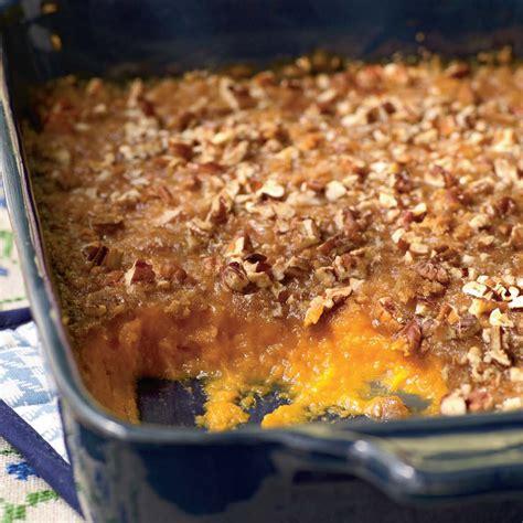 sweet potato casserole recipe myrecipes
