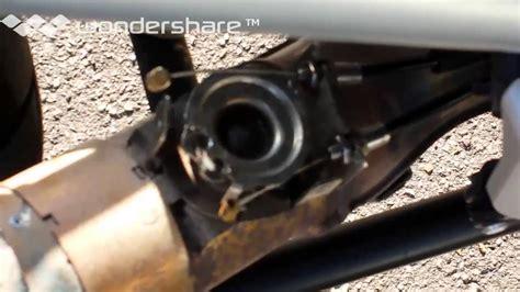 Motorrad Auspuff Drosselklappe by Original Sound Und Sound Mit Offene Klappe Bmw R 1200 Gs