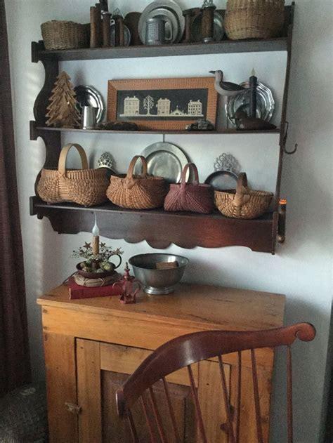 Primitive Shelf Decorating Ideas by 294 Best Images About Primitive Shelf Show On