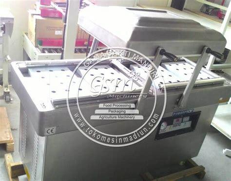 Mesin Vacuum Packaging Dz 400 mesin vacuum sealer otomatis dz 400 2sb toko mesin madiun