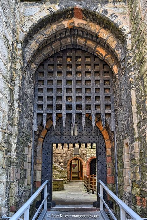 What Is A Door Der by Castletown Manx Photography