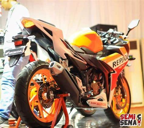Motor Honda Cbr 150 harga honda cbr150r review spesifikasi gambar november