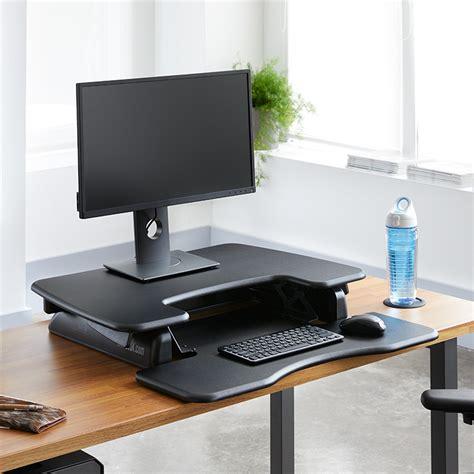 Varidesk Standing Desk by Standing Desk Pro Plus Series Desk Converters Varidesk 174