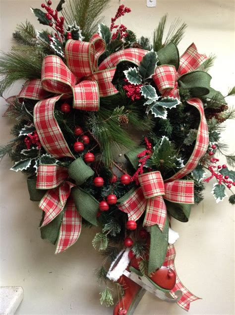 1000 ideas about country wreaths on front