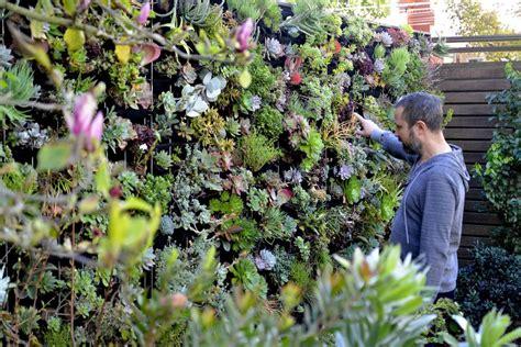 living canvas vertical garden florafelt vertical garden