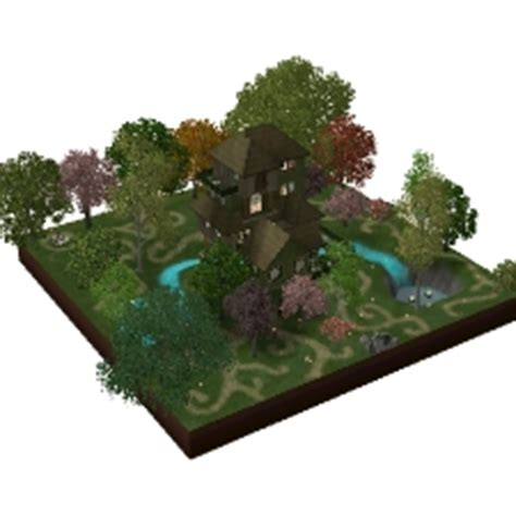 where to buy fairy house sims 3 fairy forest house by amberwalsh64 the exchange community the sims 3