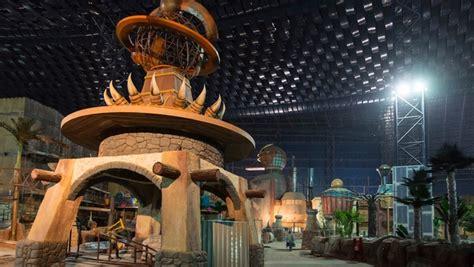 theme hotel dubai world s largest indoor theme park opens in dubai travelpulse