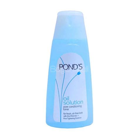 Toner Ponds pond s solution pore conditioning toner 60ml