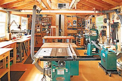 the woodworking shop inspiring shops wood magazine