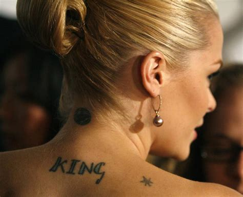 jaime king tattoos s new emoji and 10 other bad tattoos
