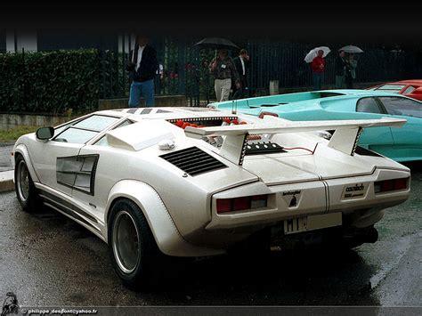 Custom Lamborghini Countach Countach Lp500 Quattrovalvole Lp500qv58 Hr Image At