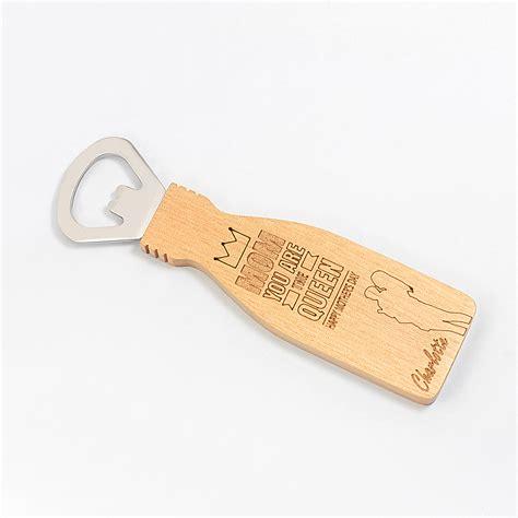 best bottle opener personalized wood best bottle opener