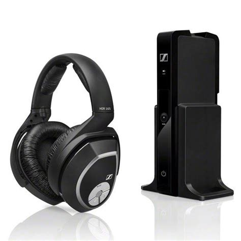 Headphone Wireless Sennheiser sennheiser rs 165 wireless headphone headphone