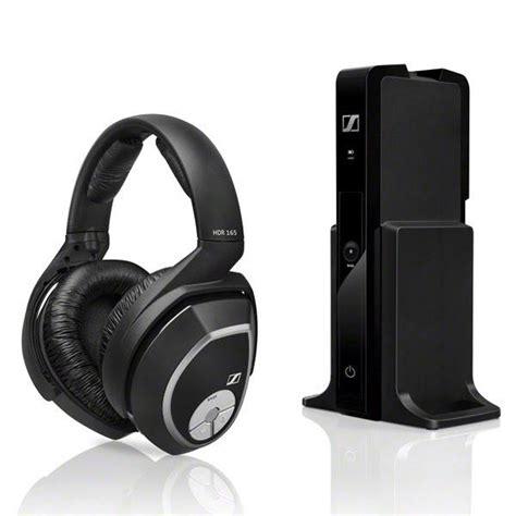 Headphone Wireless Sennheiser sennheiser rs 165 wireless headphone headphone