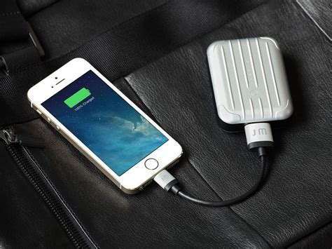 Accu Mobil Bmw just mobile gum 6000mah externe accu met 2 5a usb