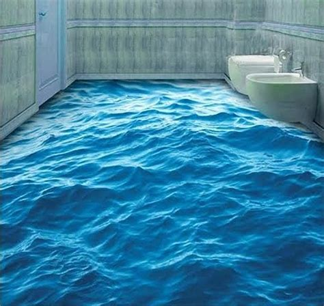 3d ocean floor designs bringing the outdoors inside with epoxy floors