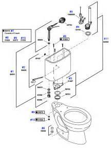 Kohler Faucet Repair Kits Kohler Toilet Repair Parts Confidente