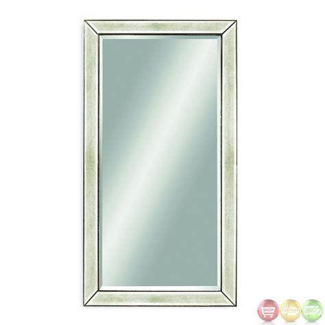 beaded floor mirror beaded large leaning floor mirror m2546bec