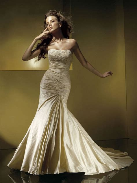 Ivory Wedding Dresses by Ivory Colored Wedding Dresses Www Imgkid The Image