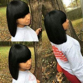 sew in bang straight hair styles red brazilian 1851 best images about bobs medium length fluffy styles