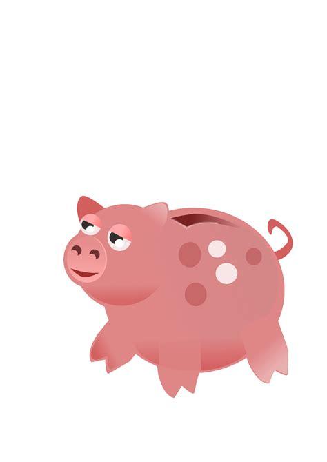 onlinelabels clip art piggy bank