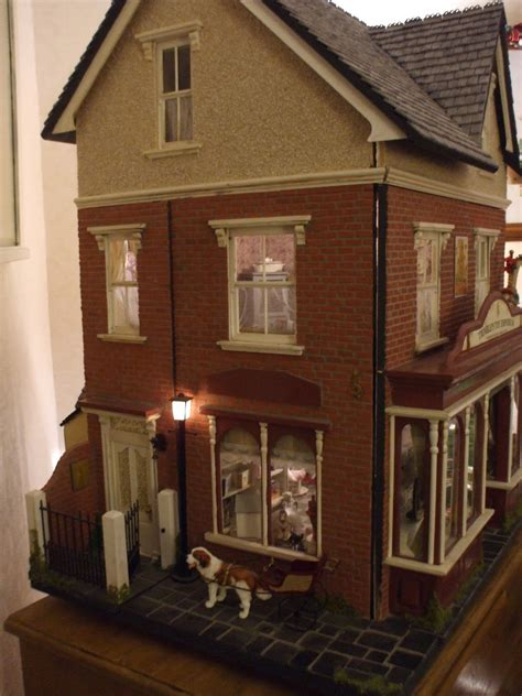 edwardian dolls house diary of an edwardian dolls house mortimer trimble takes up residence in the toy shop