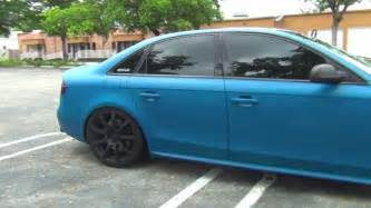 dipyourcar colors plasti dip s4 custom blue color dipyourcar pro car kit