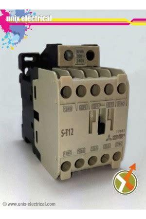 Contactor S T12 Mitsubishi unix electrical