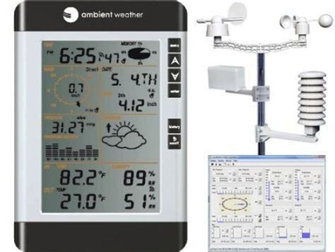 ambient weather ws 2080 cool tools