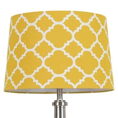 Yellow L Shade Target by Yellow L Shades Target