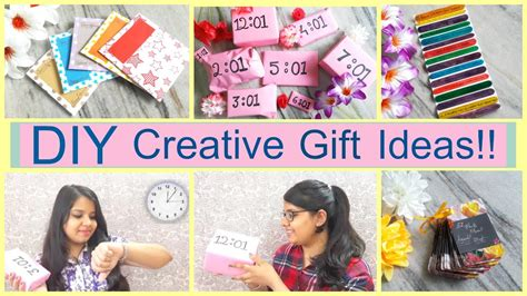 7 Creative Present Ideas For The Ones That Everything by Diy Easy Creative Gift Ideas