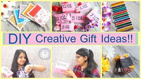 creative gift ideas diy easy creative gift ideas