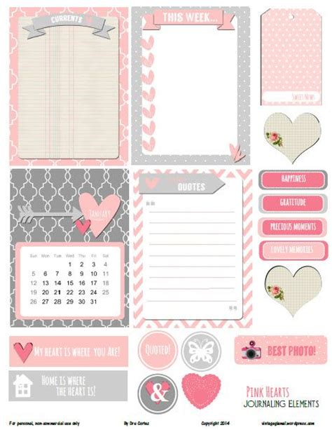 printable planner cards 17 best images about printables binders planners oh my