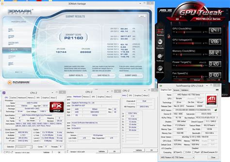 Laptop Asus Amd Fx 8350 หน าท 6 asus radeon hd7790 directcu ii oc on amd fx 8350 vmodtech review overclock