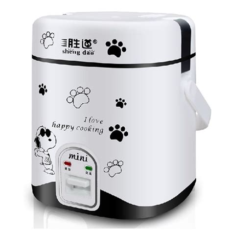 Mini Rice Cooker Portable new design portable mini rice cooker 1 2l