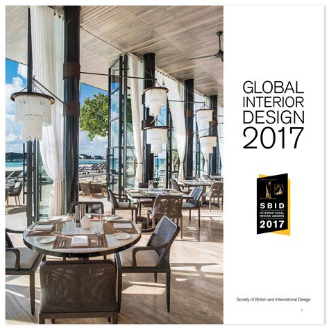 global interior design sbid publications society of british and international