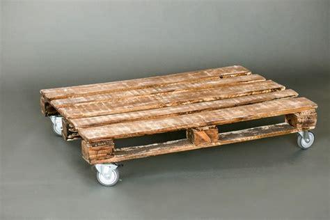 Table Basse En Palette Bois by Salon Et Jardin 48 Tables Basses Originales En Palette De