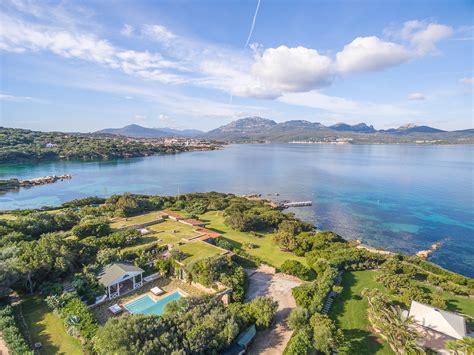 porto rotondo waterfront villa in porto rotondo a luxury home for sale