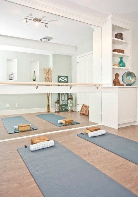 Best 20  Home yoga room ideas on Pinterest   Yoga room