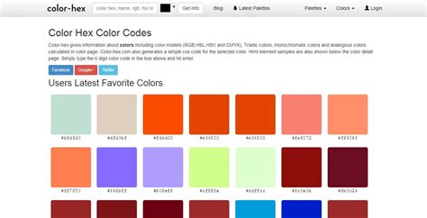 10 best css color picker tool and generator