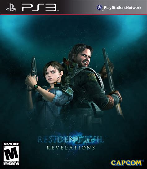 Ps3 Resident Evil 7 resident evil revelations ps3 xbox 360 by thegallerychronicles on deviantart