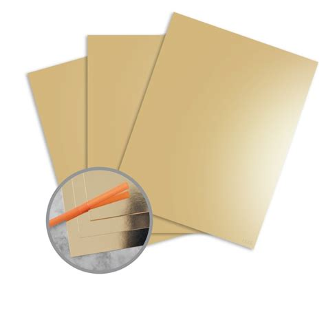 gold pattern card stock gold foil paper 12 x 12 in 10 pt cover the paper mill