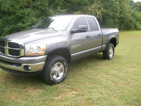 how petrol cars work 2008 dodge ram navigation system sell used 2006 dodge ram 2500 cummins diesel crew cab 4x4 no reserve auction in kernersville