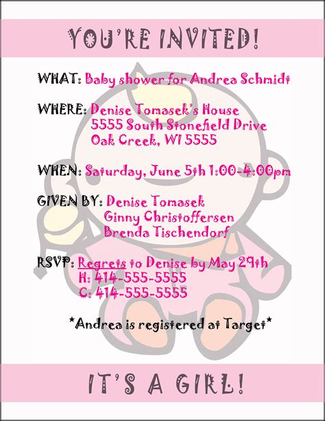 baby shower invitation lovely how to fill out a baby baby shower invitations how to fill out baby shower
