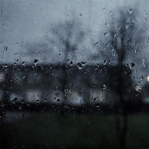 mi good  stay home dark rainy window wallpaper