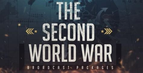 the second world war 0297844970 the second world war package by vasyak videohive