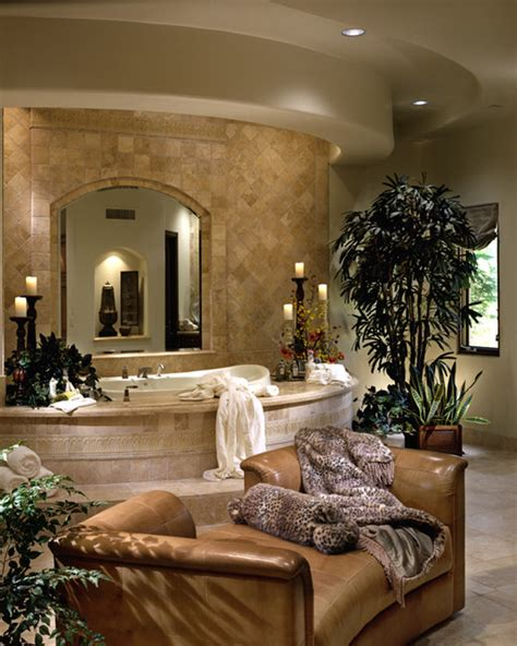 Mediterranean Style Bathrooms High End Luxurious Bathrooms Built By Fratantoni Luxury Estates Mediterranean Bathroom
