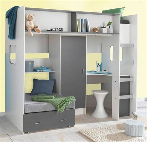 Cabin Beds With Wardrobes by 25 Best Ideas About High Sleeper On High