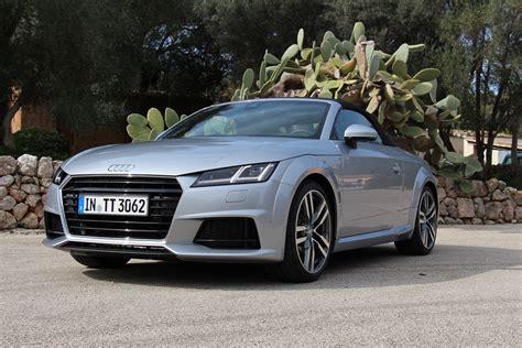 Der Neue Audi Tt by Der Neue Audi Tt Als Roadster Optische Unterschiede