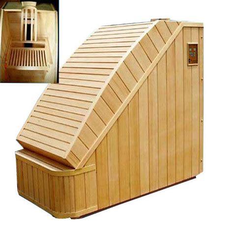 Far Infrared Sauna Detox Box by Far Infrared Sauna Room Infrared Sauna Room Cedar